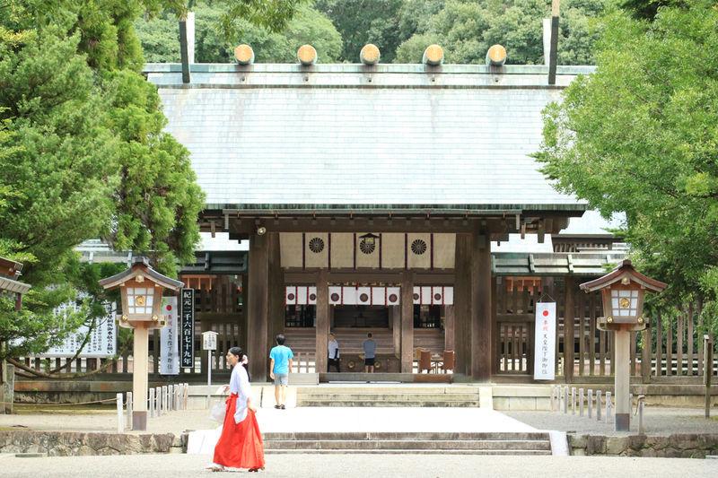 宮崎の人たちの心の拠り所 神武天皇を祀る「宮崎神宮」
