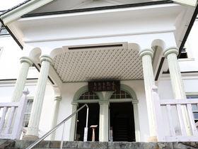 文明開化の香り漂う美しい校舎!静岡県磐田市「旧見付学校」