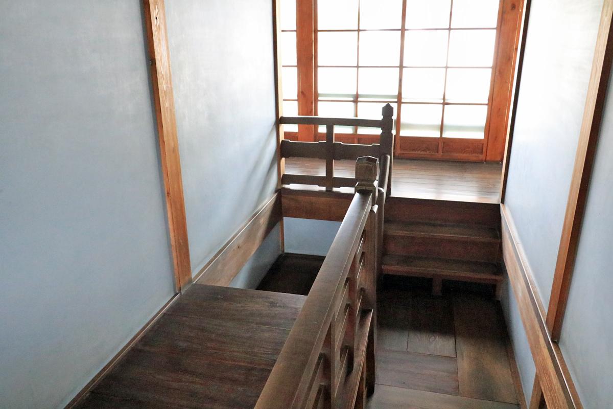 旧吉松家住宅もすぐ近く、併せて見学していこう