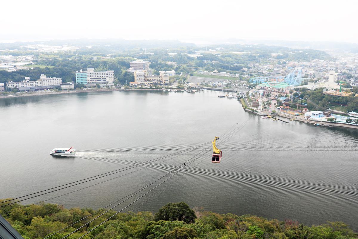 浜名湖の湖畔へも観光の足を延ばそう
