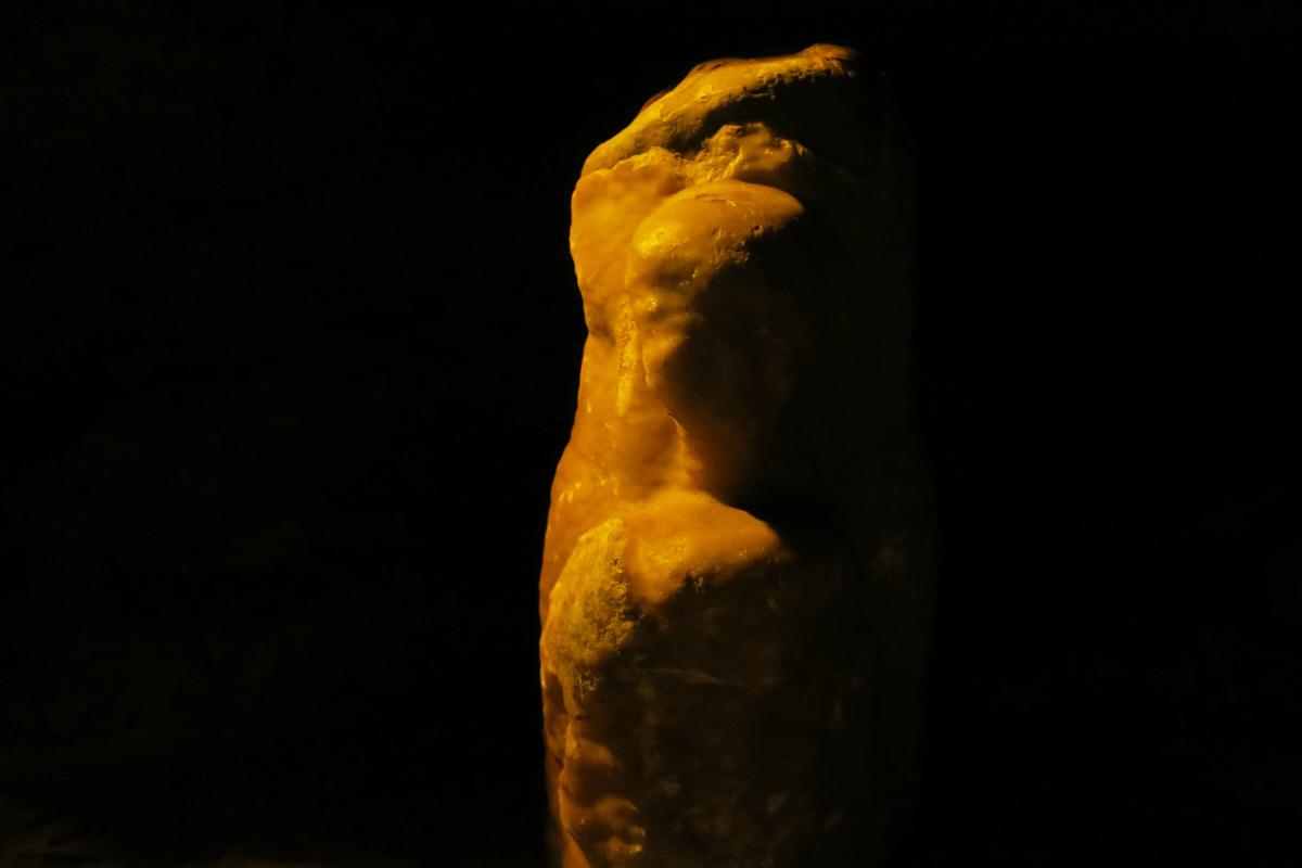 何に見える?鍾乳石が幻想的!浜松市の鍾乳洞「竜ヶ岩洞」
