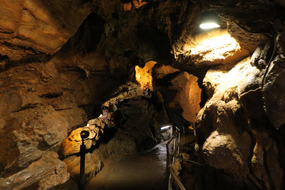 東海地方最大級の観光鍾乳洞「竜ヶ岩洞」