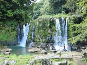 暑い季節にお勧め!鹿児島「桐原の滝」で水飛沫を浴びて観瀑