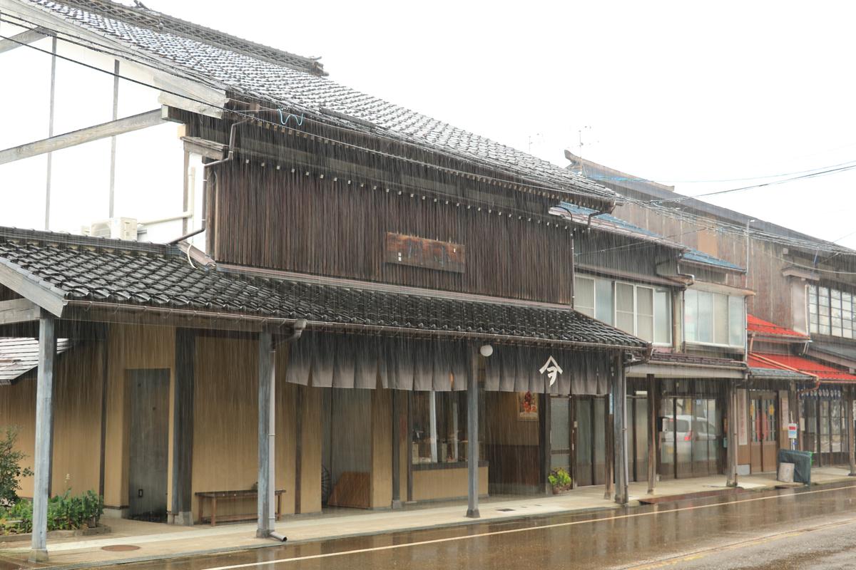 雨や雪の日の高田観光も悪くない