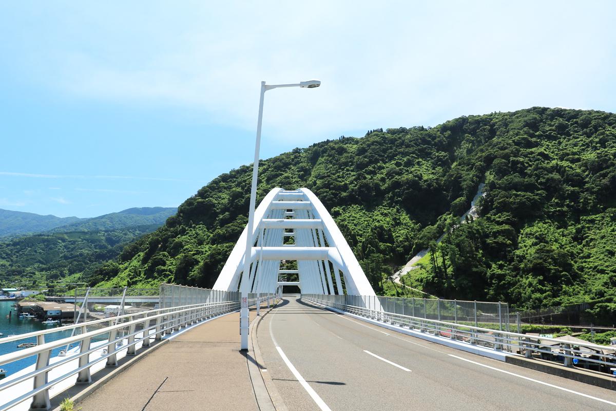 牛根大橋を楽しんだ後は周辺の観光へ