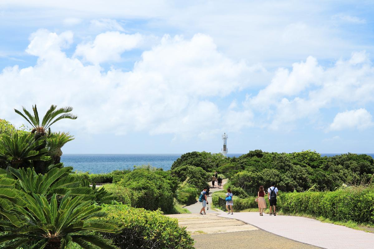 鹿児島旅行で一度は行っておきたい長崎鼻