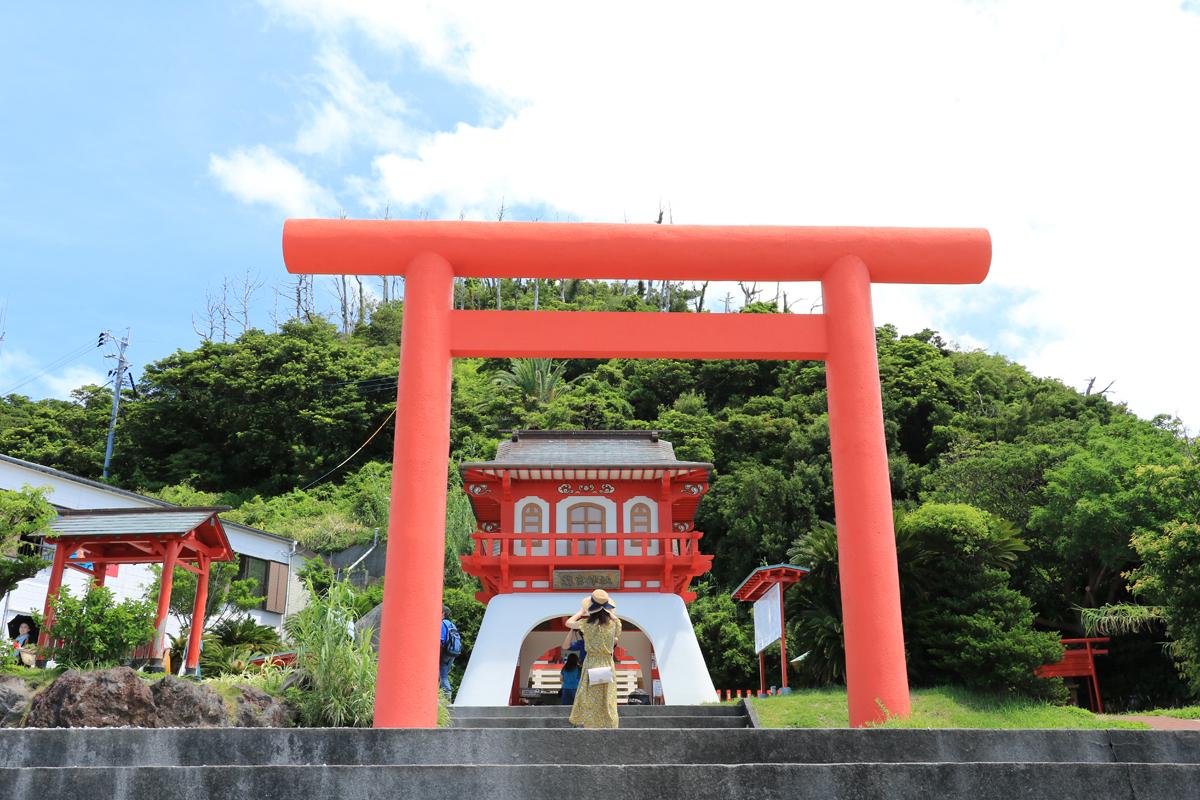 龍宮神社にお参りしてパワーを授かろう