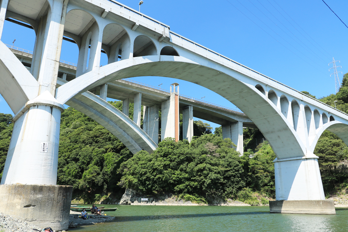 「相模川八景」の名橋!相模原市の景勝「小倉橋」を訪ねよう