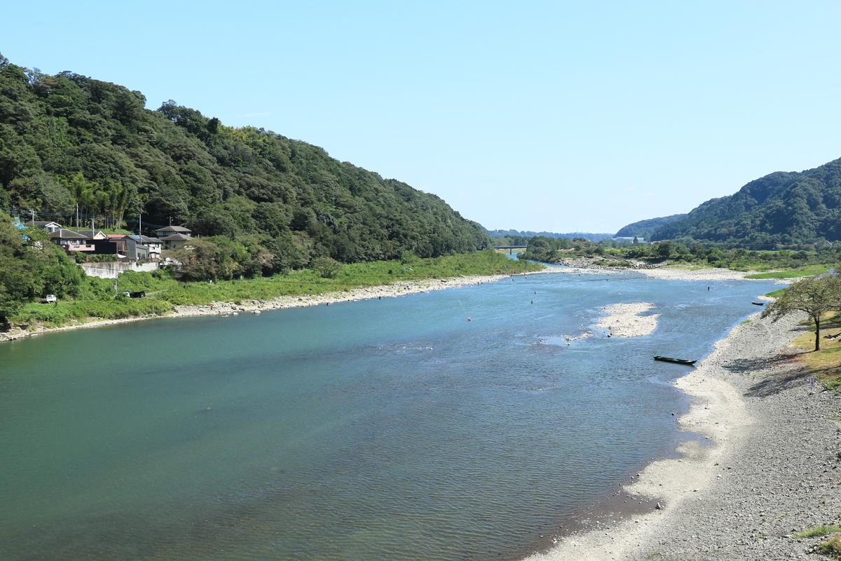 小倉橋を渡ってみよう