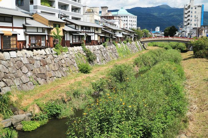 国宝探訪の次は街歩き!松本を楽しもう!