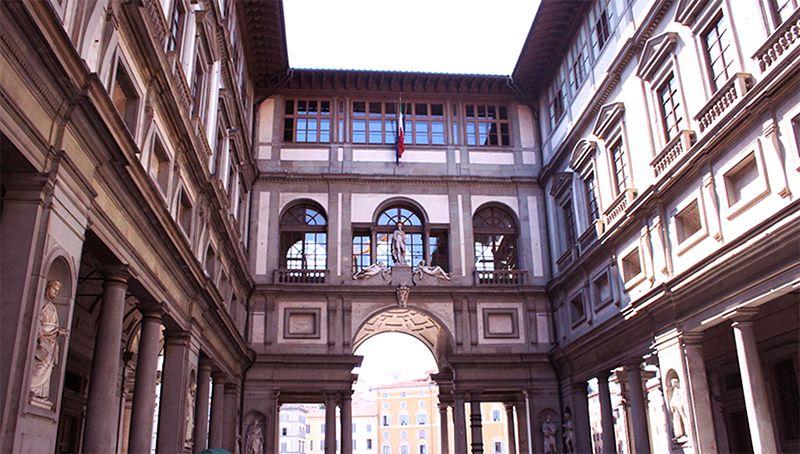 イタリアルネッサンス美術の宝庫・ウフィツィ美術館を訪れる