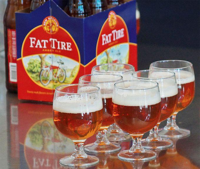 ニューベルギー・ブリューイングカンパニー(New Belgium Brewing Co.)