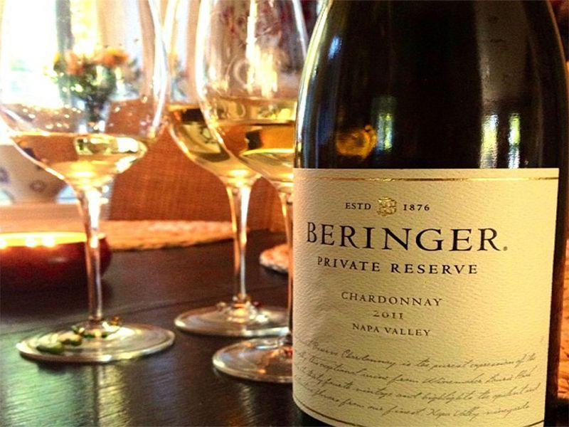 ベリンジャーヴィンヤーズ (Beringer Vineyards)