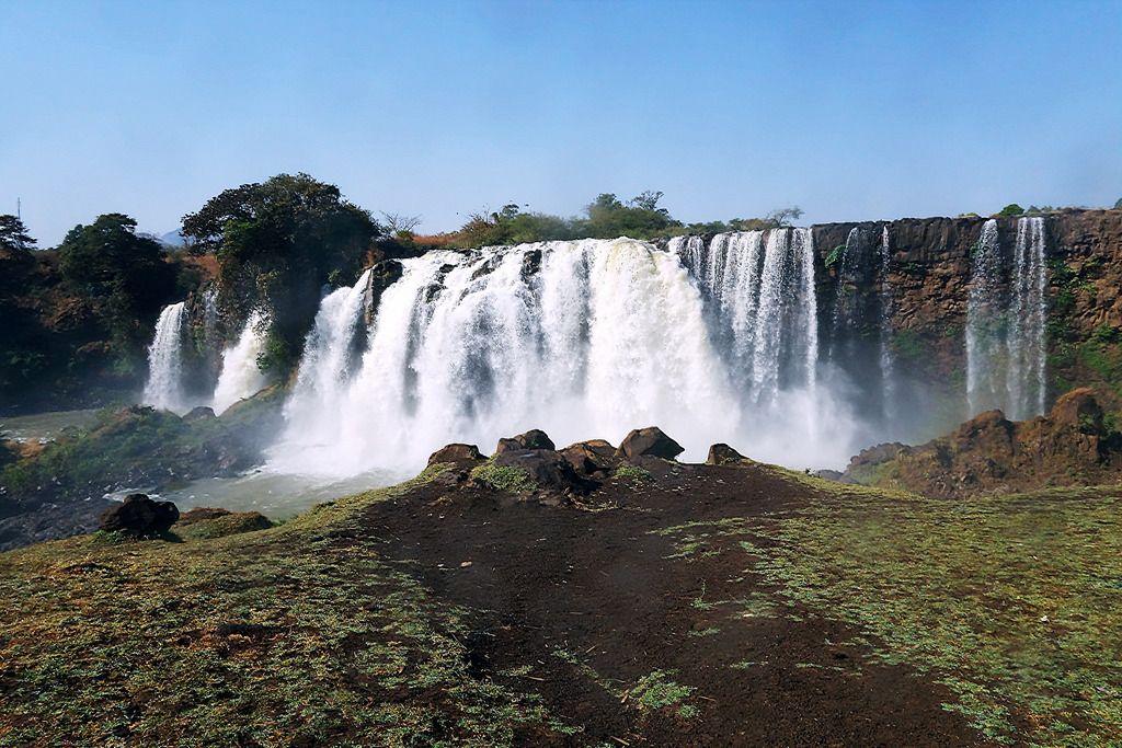 ティシサットの滝(Blue Nile Falls)