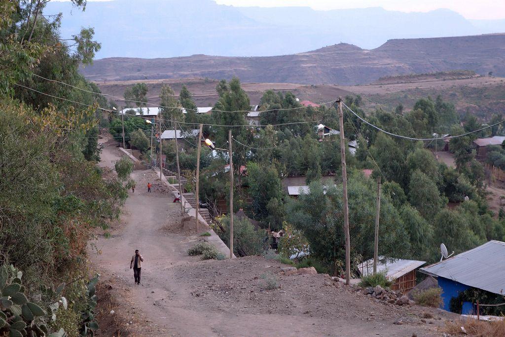 ラリベラの町