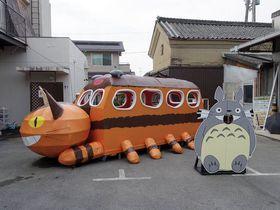 かかしと現代アートのコラボ!奈良県「町家の案山子めぐり」