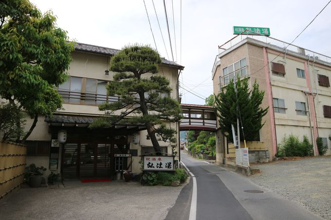 甲州湯村温泉郷の原点は、弘法大師の起こした奇跡にあり!
