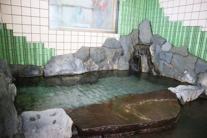 震災を乗り越え復活した杖温泉
