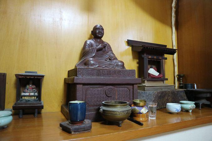 弘法大師像にまつわる不思議な話