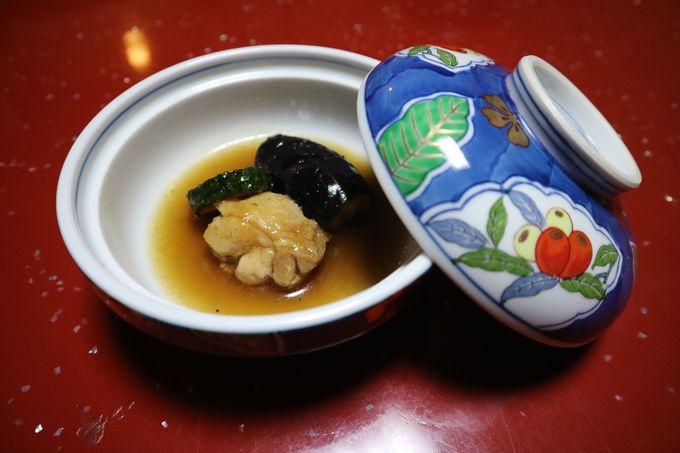 信州の味覚と郷土料理と有田焼の歓待