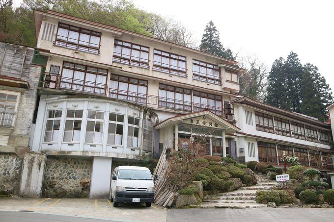 山形県最古の旅館建築!レトロ&大きさが「喜至楼」の魅力