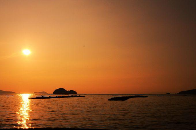 願いが叶うドリカム寺にお参りしたら、自分だけの夕日スポットを探してみる