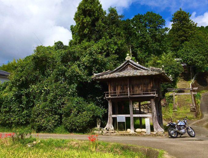 国指定重要文化財「浜田の泊り屋」