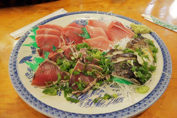店頭の魚をそのまま食べられる「漁師小屋」