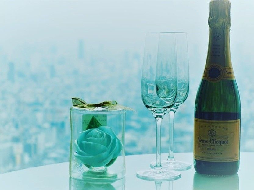 クラブフロアで過ごす天空の休日「大阪マリオット都ホテル」