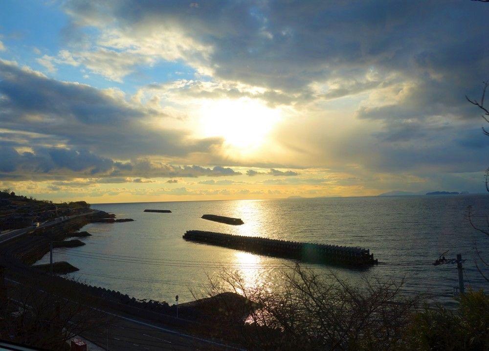 伊予灘の海と笑顔のおもてなし!