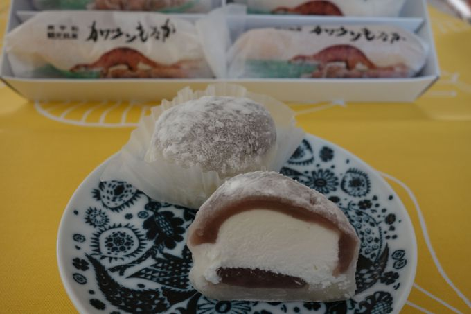 かわうそ最中の梶原製菓
