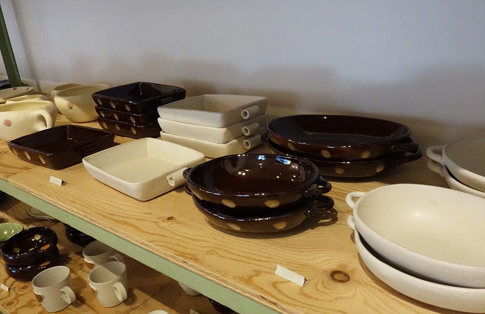 カラフルなMOM Kitchenシリーズも人気