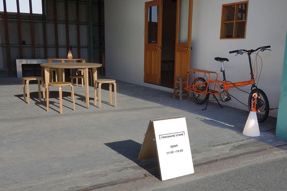 カフェスペースや体験コーナーもあります