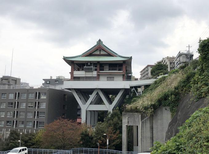 ガンダムファンに人気!天空の寺「三宝寺」