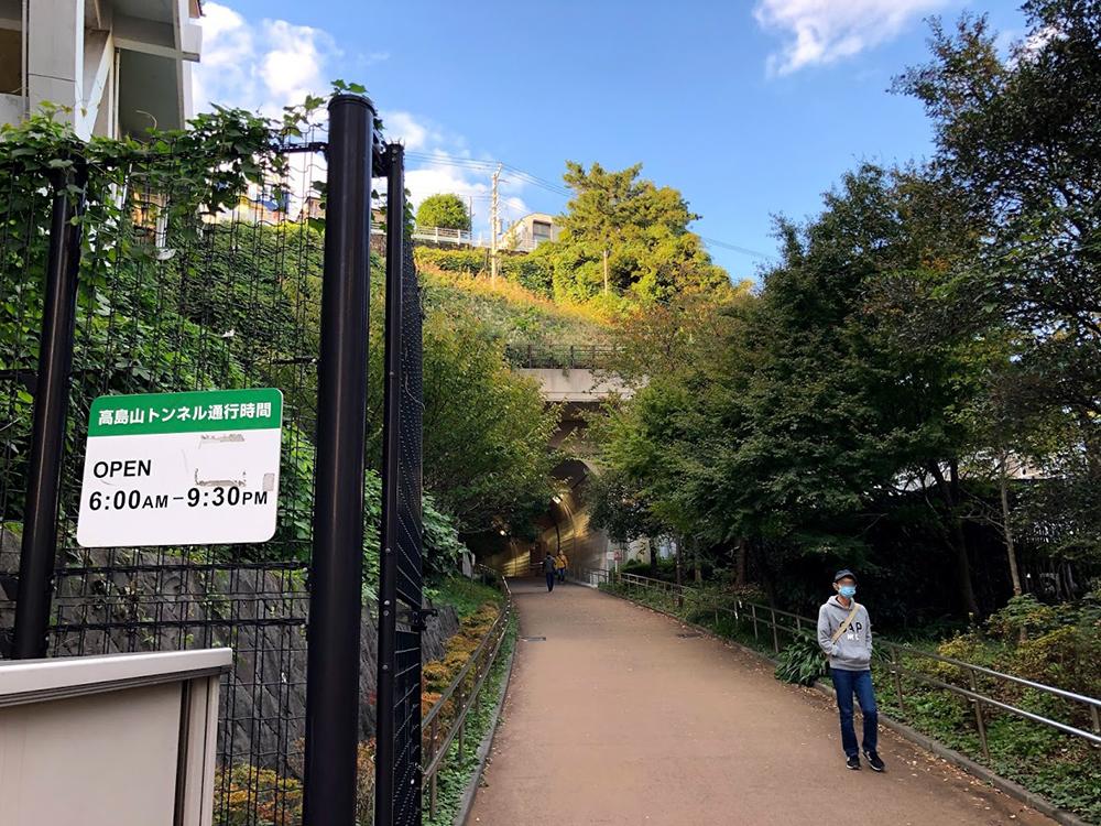 横浜駅西口さんぽ!「東横フラワー緑道」で歴史感じる散歩旅