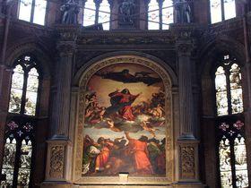 ヴェネツィアに生きた画家ティツィアーノゆかりの教会巡り