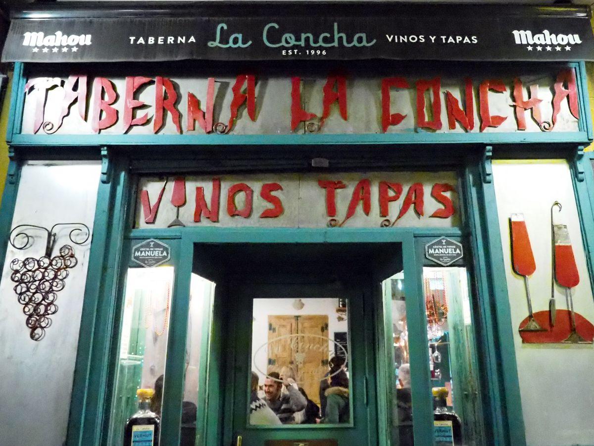 マドリードで行きたい!気軽なバル・美味しいバル・ディープなバル