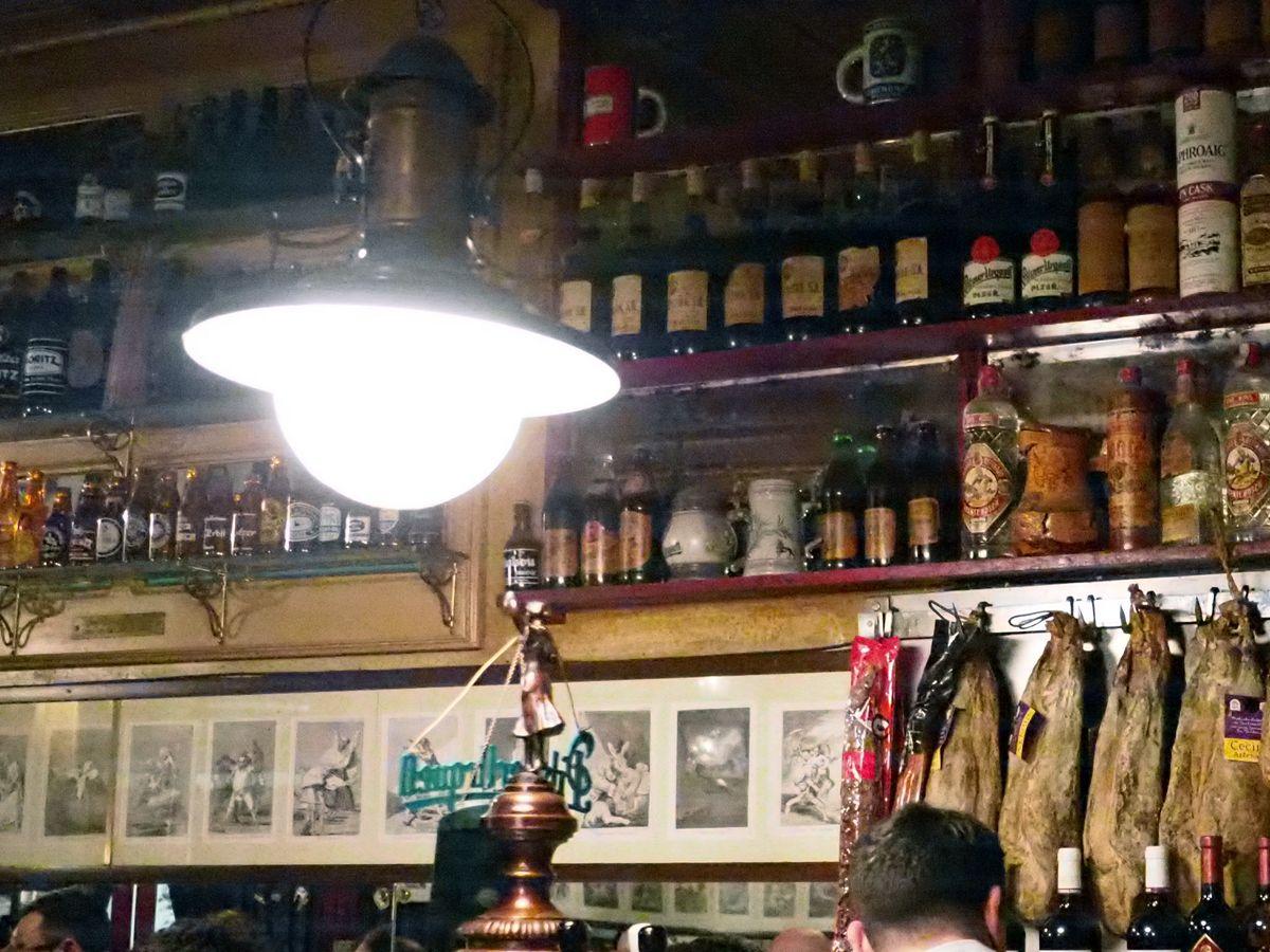 """ちょっと""""入りにくい居酒屋""""「Bodega de la Ardosa」"""