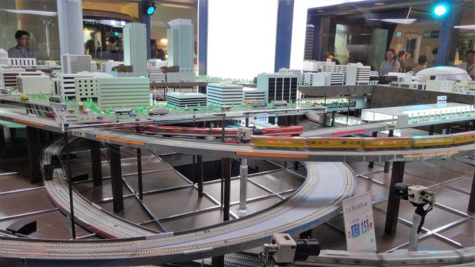 東京メトロの最新車両が走る!「メトロパノラマ」