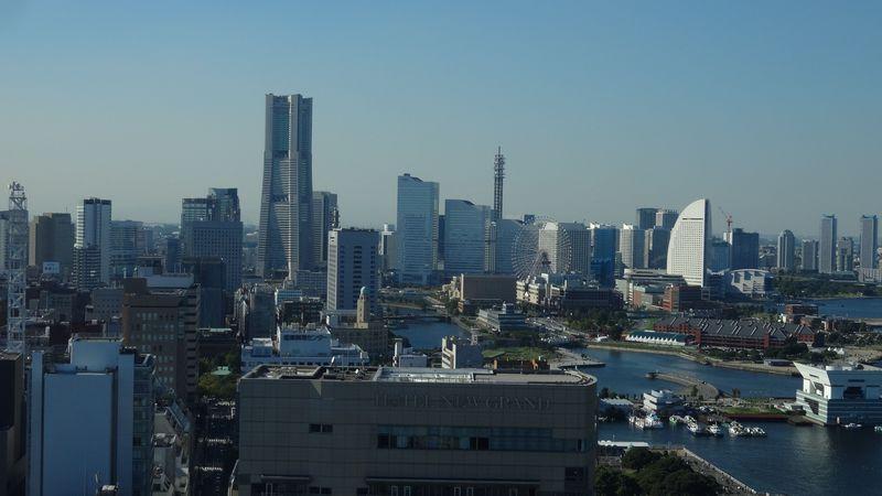 横浜・みなとみらいの絶景を堪能しよう!