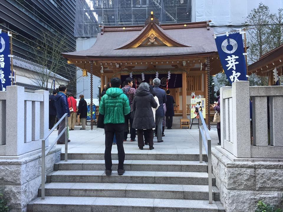 徳川家康ゆかりの神社「福徳神社」とは?