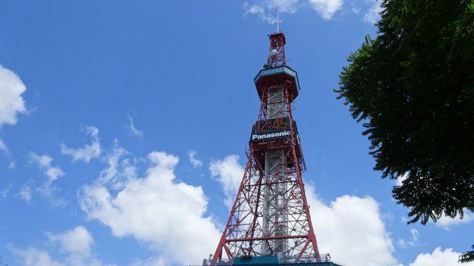 8.大通公園・さっぽろテレビ塔