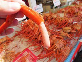 新潟県でカニ料理が食べられるおすすめスポット3選 冬の味覚が満載