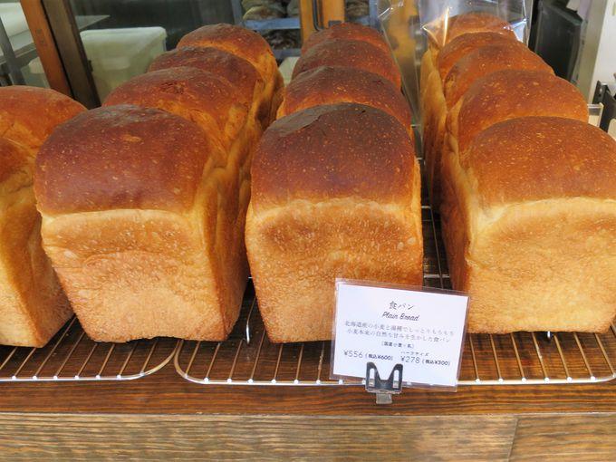 日本独自のパンにこだわる実力派「カネルブレッド」