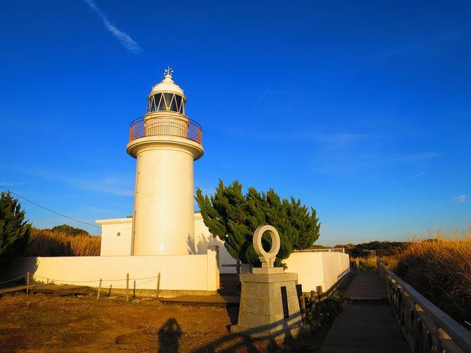 天気のいい日は伊豆大島や富士山も!絶景を楽しめる城ヶ島灯台