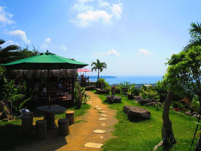 アジアンリゾート×ハンモックカフェ「亜熱帯茶屋」