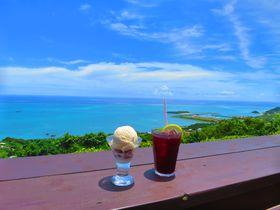 沖縄・青い海を見渡す絶景カフェ5選!感動必至のロケーション
