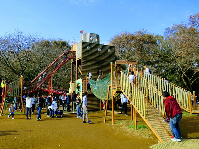 子供連れ必見!「ふなばしアンデルセン公園」で一日遊び尽くす