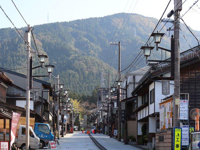 瑞泉寺に続く「八日町通り」を歩いてみる