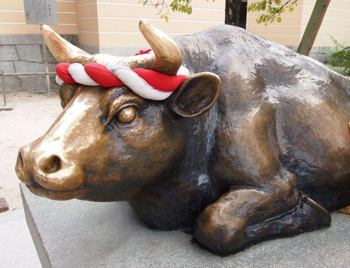 太宰府のシンボル「御神牛」